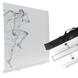 Roll-Up System 200 x 200 cm Classic - AxOx Media
