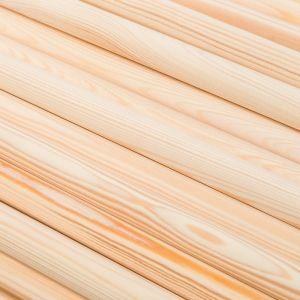 Holzstab für mobilen Windschutz 1m